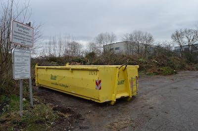recyclinghof königsbach